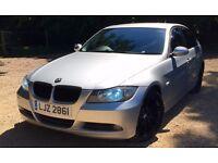 BMW 3 SERIES 320D 163BHP MANUAL 6 SPEED TURBO WARRANTY FSH
