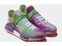 Adidas x Pharrell Williams HU NMD Holi Chalk Coral Size UK8.5 Order Confirmed