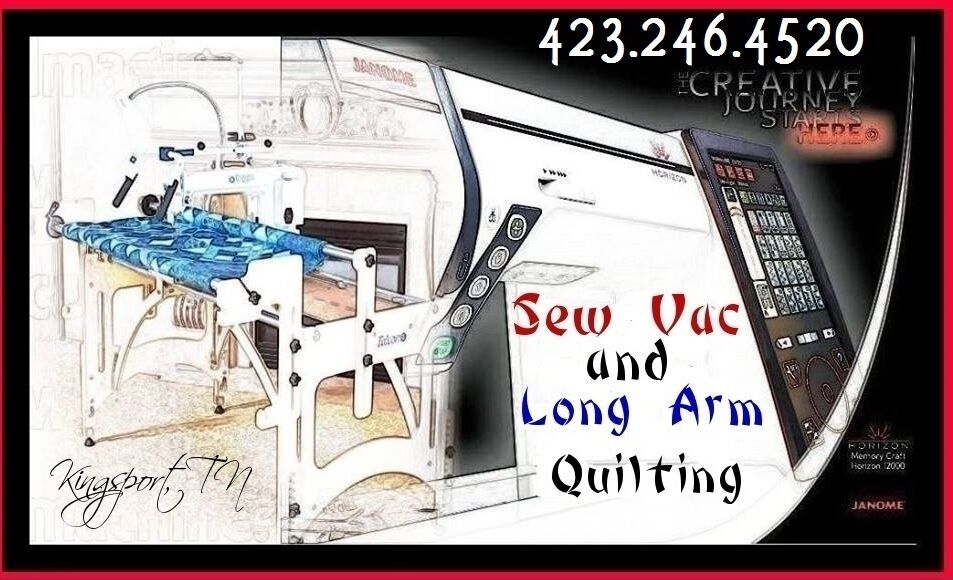 Sew Vac & Long Arm Quilting Center