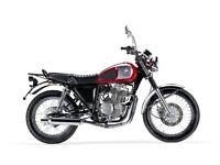 Mash roadstar 400 (398cc)