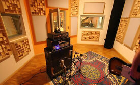PROFESSIONAL MUSIC RECORDING STUDIOS UNDER OFFER MONTHLY RENT START FROM £1250