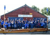 BTC Rowing Club Want You!