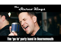Party / Wedding Band available for 2018 - The Stereo Kings, Bournemouth