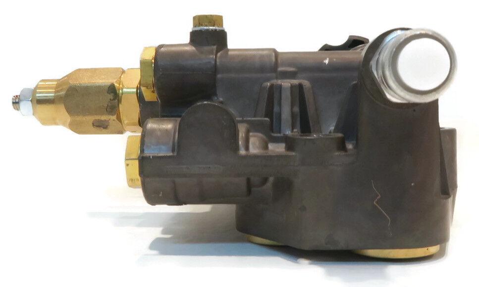 Complete Washer Pump Head with Unloader for many Troy-Bilt Sprayer SRMW2.3G28
