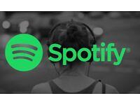 Spotify | 6 Months