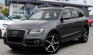 REDUCED, 2016 Audi Q5 TDi S-Line Technik !RARE!