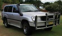 1998 Toyota LandCruiser Wagon Raymond Terrace Port Stephens Area Preview