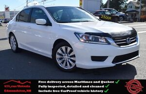 2014 Honda Accord LX Backup Camera, Bluetooth, Heated Seats !!