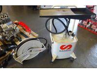 Samoa Motorcycle Oil Drainer & Oil Reel