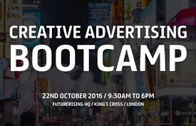Creative Advertising Bootcamp - 22nd October