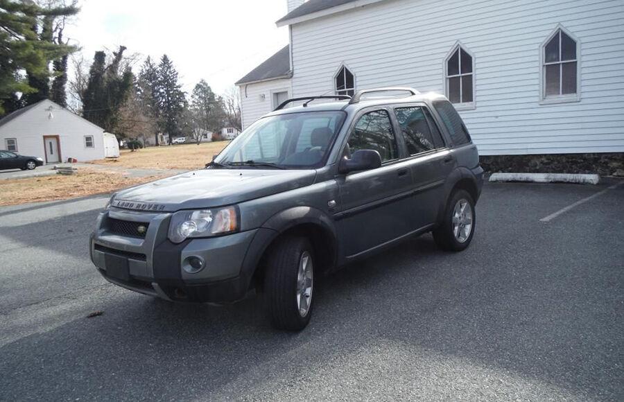 Wenn SUV, dann richtig: der Geländewagen Freelander von Land Rover