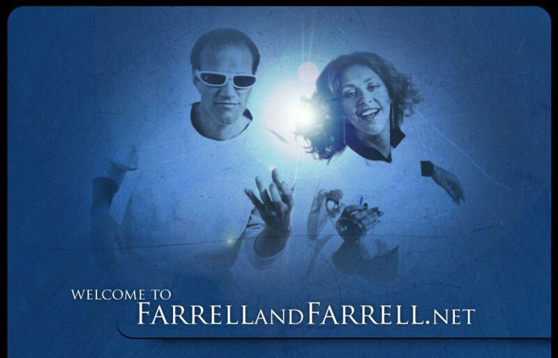 Farrell & Farrell - 2 audio cassette tapes