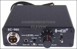 Euro CB EC-990 Echo Chamber (Cobra/Uniden) BRAND NEW & BOXED Excellent Quality