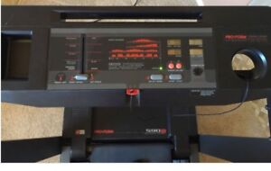Treadmill and recumbent bike for sale
