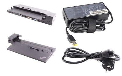 Lenovo ThinkPad Pro Dock Type 40A1 FRU 04W3948 Docking Station mit Netzteil 45W