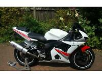 Yamaha R6 2003 5SL Only 12,050 miles