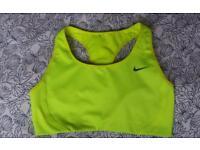 Nike sport bra.