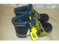 Caterpillar sequioa size 8 boots