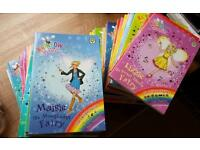 Children's book collection- Rainbow Fairies