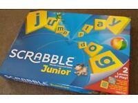 Junior scrabble like new