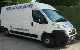 Well looked after Dog Grooming Van with full start setup