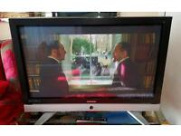 Samsung 42 inc HD plasma TV with free view