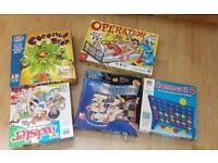 Selection of boxed games