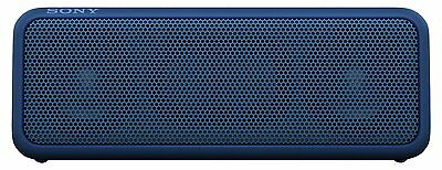 Sony SRS-XB3 Portable Bluetooth Wireless Speaker BLUE SRSXB3