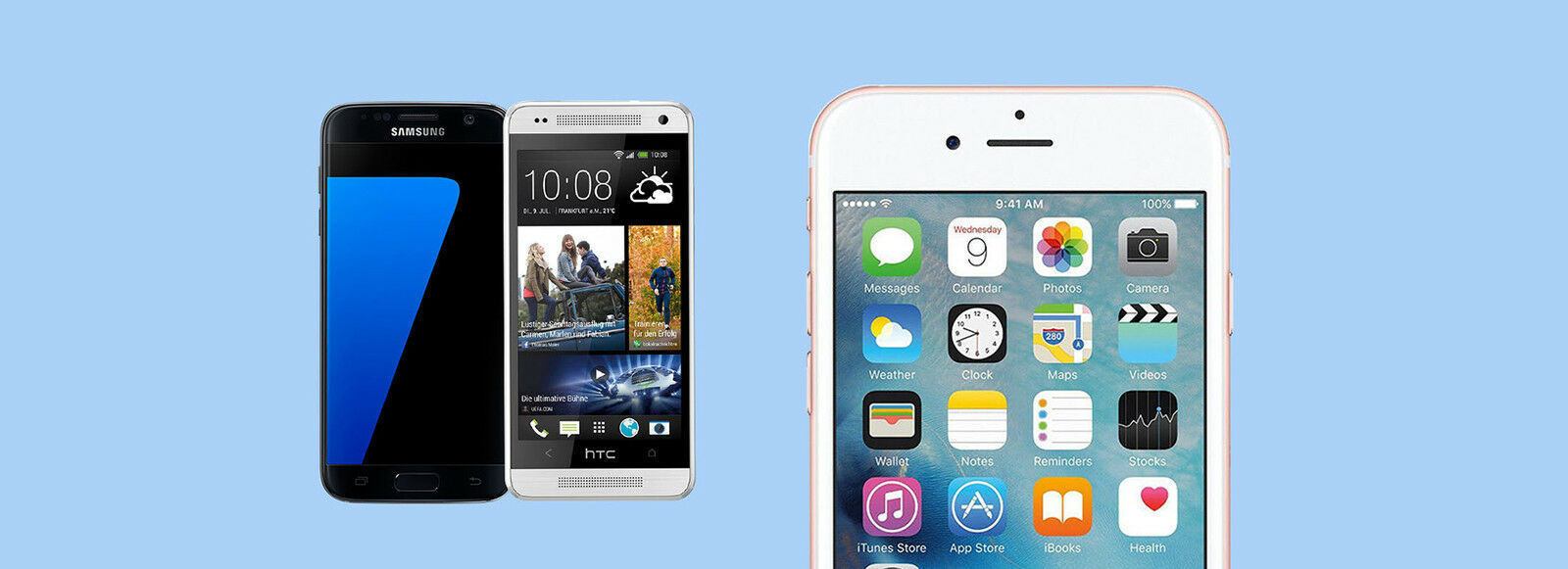 Save up to 35% with refurb smartphones.