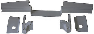 - 1979-1985 Cadillac Eldorado Rear  Bumper Filler (7 pieces)