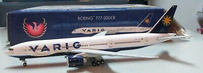 Varig Airlines - Phoenix 1:400  - Varig Airlines 777-200 ER   #PP-VRE  -  10599