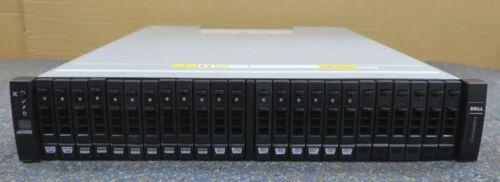 Dell Xyratex Compellent EB-2425 24-Bay SAS Enclosure 16x 600GB 2x Controllers