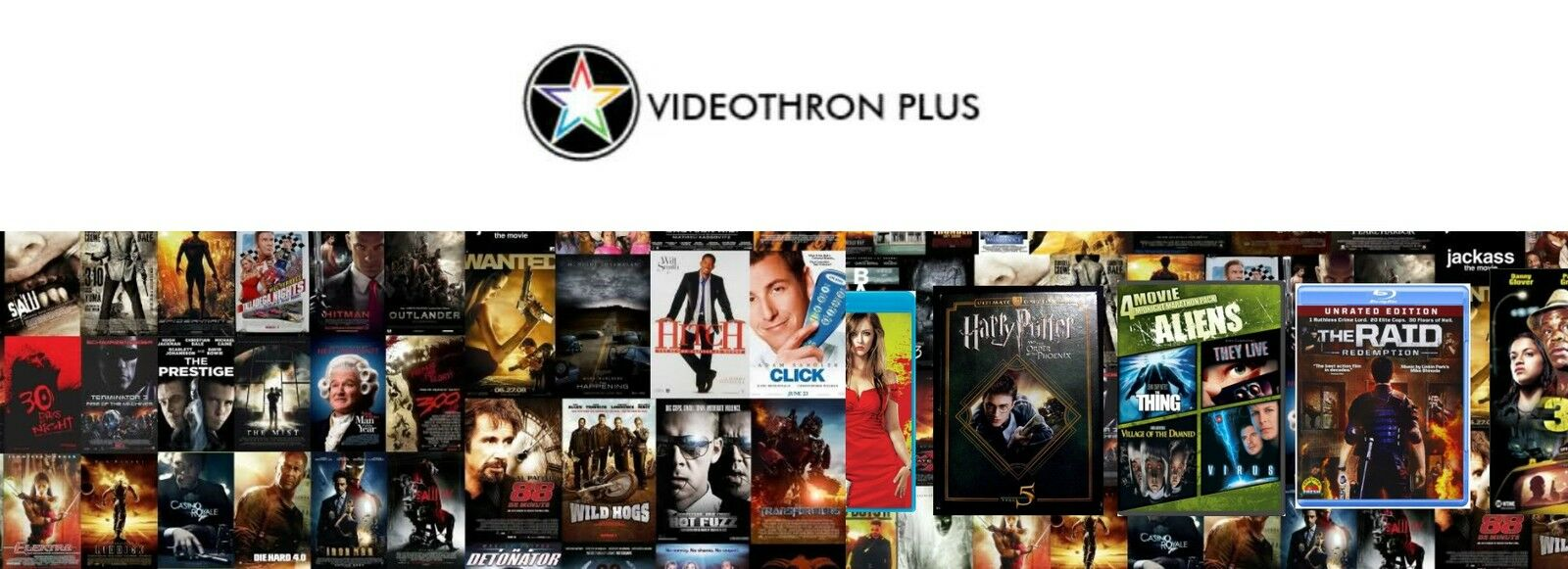 Videothron Plus