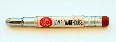 VINTAGE HOME TOBACCO WAREHOUSE MAYSVILLE, KENTUCKY ADVERTISING BULLET PENCIL