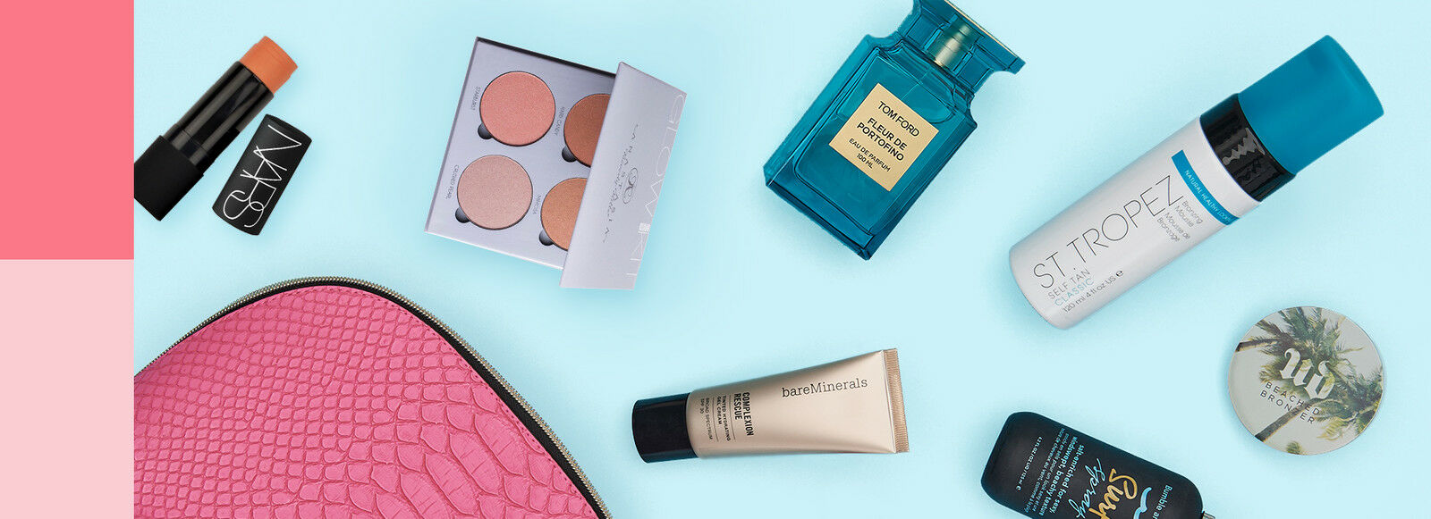 This season's best makeup, skin care, and more from $9.99.