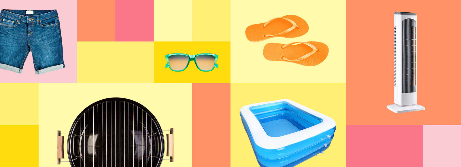Keep your cool – find your thing and beat the heat.