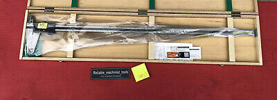 New Mitutoyo Japan Made 40 Inch Absolute Digital Calipermachinist Tool P482