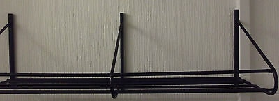 4ft Rug Rack - Black - Brand New - Stable - Tack Room