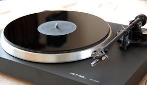 Truly Great Sansui turntable UPGRADE! - VIBRO-STOP Turntable Mat - Way Better!