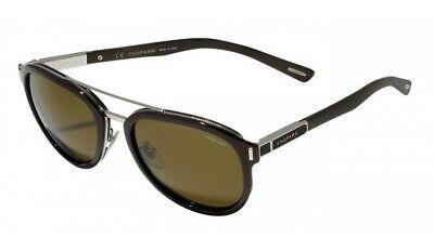 Chopard Sunglasses SCHB85 6XKZ Dark Brown / Brown Lens (Chopard Shades)