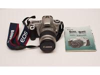 Canon EOS 300 / Rebel 2000 + 28-90 lens