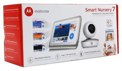 Motorola Smart Nursery 7 inch Baby Monitor