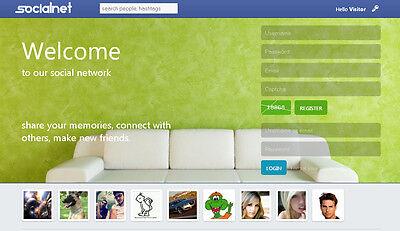 Social Network Website Free Hosting Installation