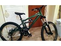 Haro Extreme X7 Mountain Bike