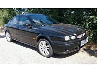 2003 jaguar x type 2.5 v6 awd sport