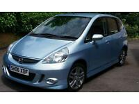 HONDA JAZZ 1.4L LONG MOT LOW MILEAGE