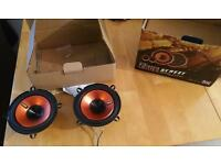 Speakers for car Edge 305 as new