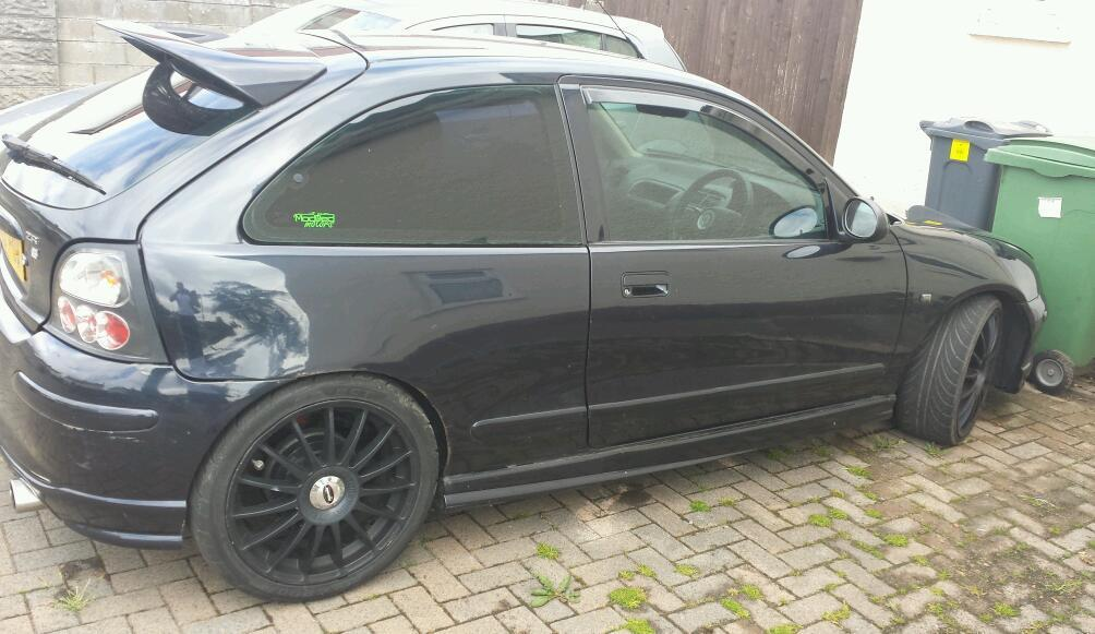 Mg Zr 105 In Whitchurch Cardiff Gumtree