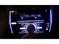 Pioneer fh.x700bt 2din cd aux usb bluetoolh