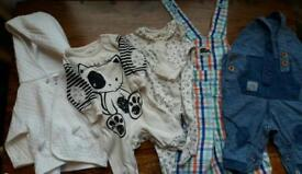 NEXT and M&S Baby clothes
